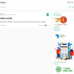 My Blog – My WordPress Blog