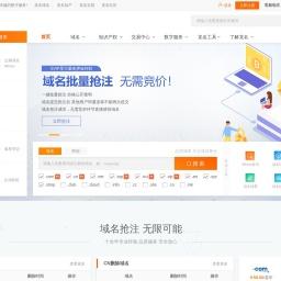 域名批量注册_域名抢注预定_商标买卖_数字化服务平台-龙名网