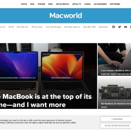 Macworld - News, Tips & Reviews from the Apple Experts