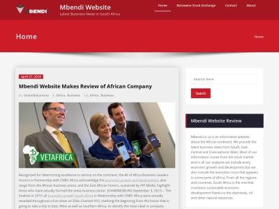 mbendi_行業信息_外貿行業_ 非洲外貿