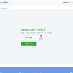 minjianyl.com is for sale | HugeDomains