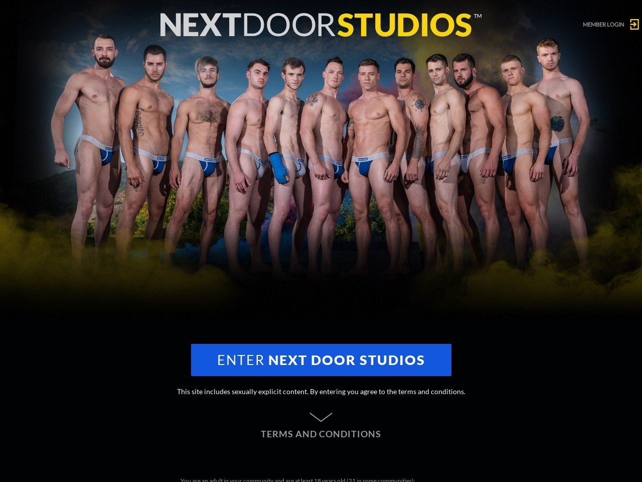 Next Door Studios - Gay Porn XXX Site & Male Sex Videos