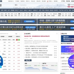 大宗商品资讯_能化资讯,石化资讯,能源资讯-隆众资讯