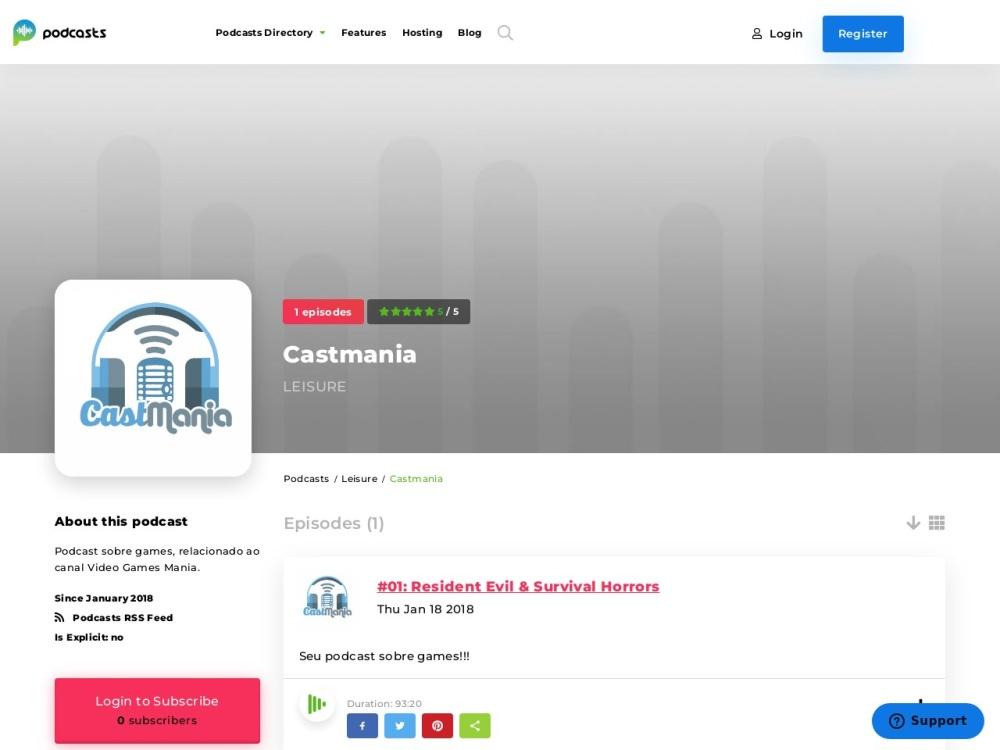 CastMania