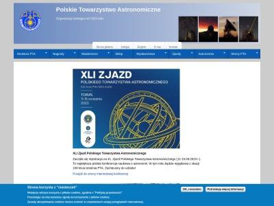 波蘭天文學會