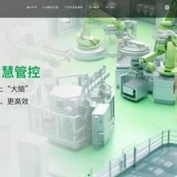 树根互联- 专注打造工业互联网操作系统_智能制造,MES,根云能源管理,后市场服务,云视界
