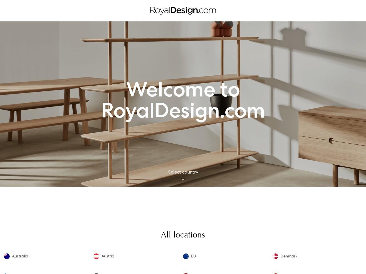 RoyalDesign网上商城