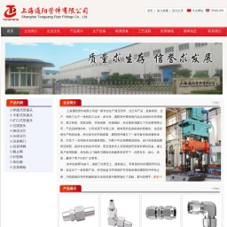 液压管件_上海通阳管件有限公司
