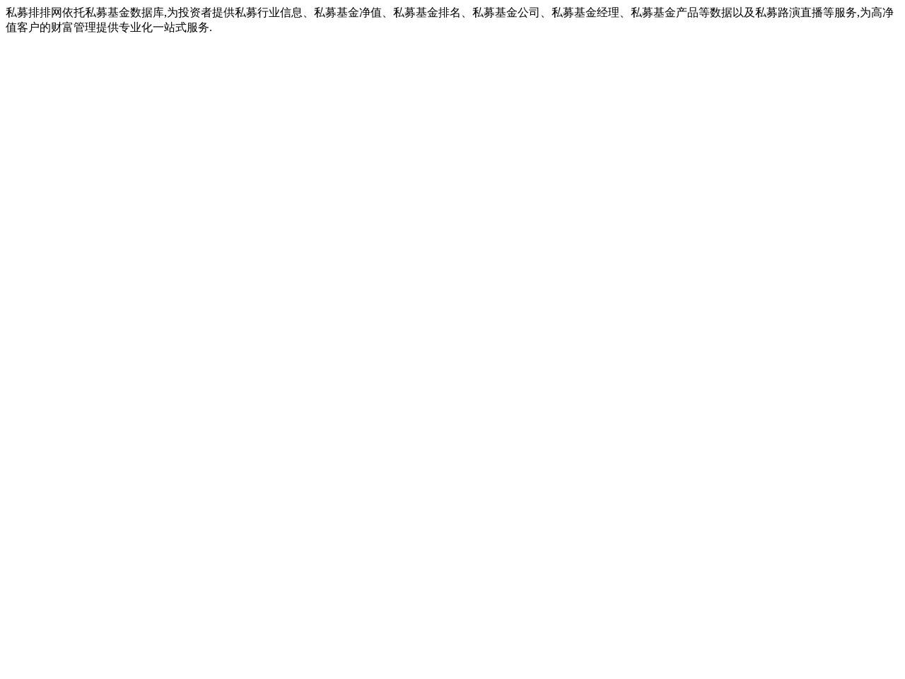 私募排排网的网站截图