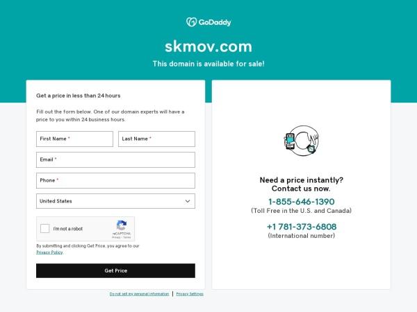 www.skmov.com的网站截图