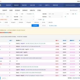 2021-10-28过期到期域名查询(待删除抢注域名):搜米网