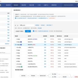 offfxx.com过期删除域名预定抢注:搜米网