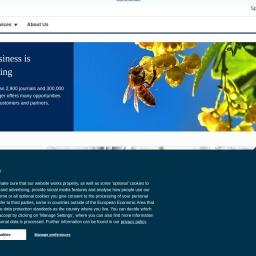 Springer - International Publisher Science, Technology, Medicine
