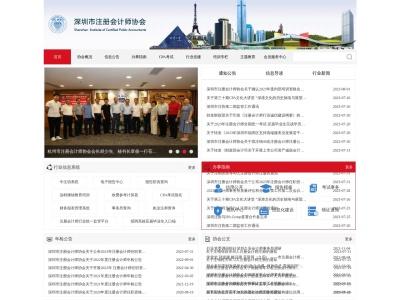 深圳市注册会计师协会