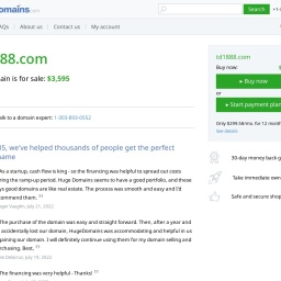 td1888.com is for sale | HugeDomains