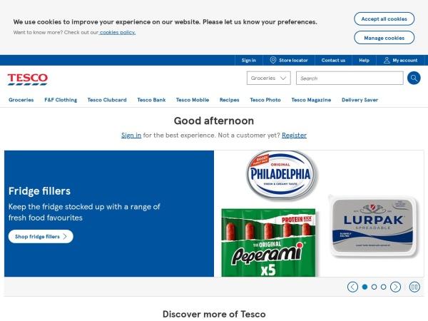 乐购超市官网