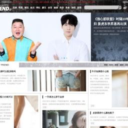 TREND潮报-SNEAKER时尚潮流品牌文化平台