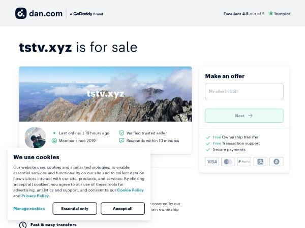 www.tstv.xyz的网站截图
