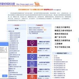 精密压力表_压力校验器_高精度精密压力表-西安市高精密仪表厂