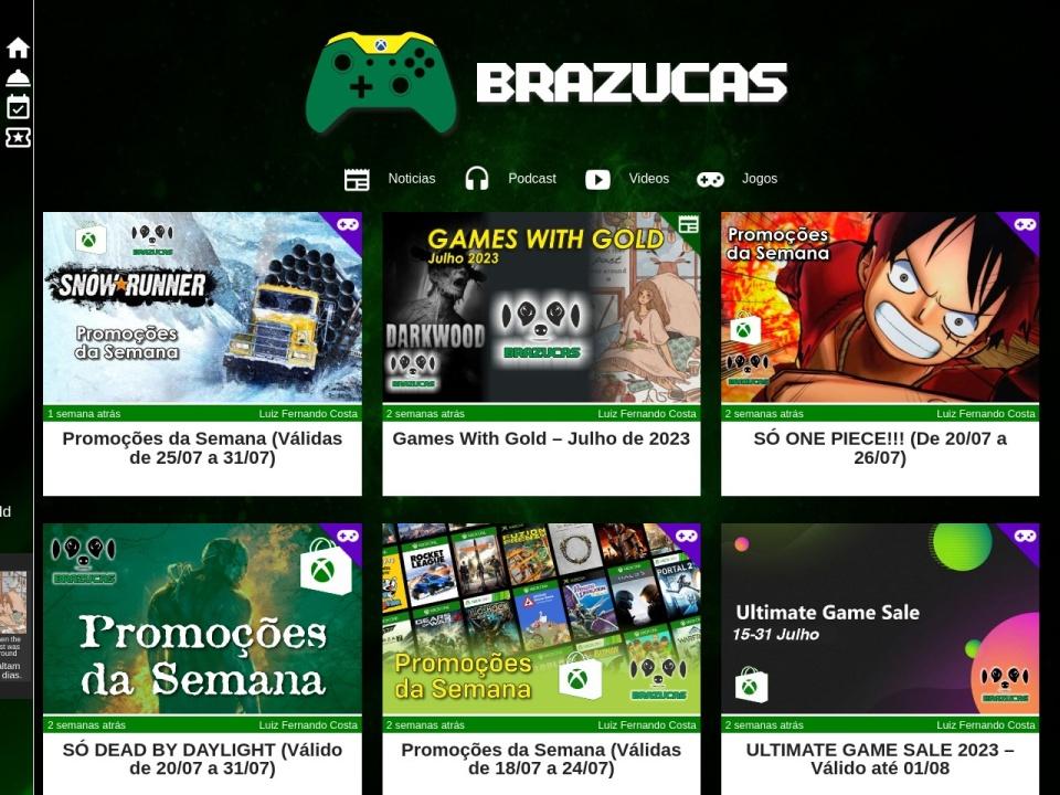 Xbox Brazucast
