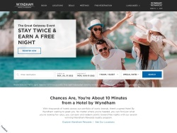 Wyndham Hotel Group coupons