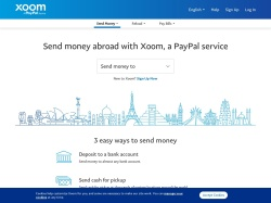 Xoom coupons
