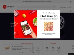 Yamibuy promo code and other discount voucher