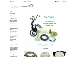 Ying Yu Chinese Jade And Pearls promo code and other discount voucher