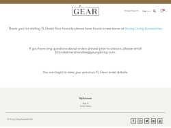 Young Living Gear promo code and other discount voucher