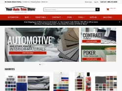Your Auto Trim Store promo code and other discount voucher