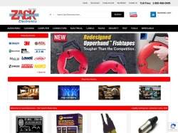 Zack Electronics promo code and other discount voucher