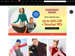 Zalora Indonesia promo code and other discount voucher