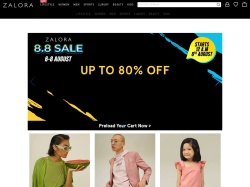 Zalora Malaysia promo code and other discount voucher