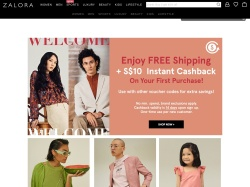 Zalora Singapore promo code and other discount voucher