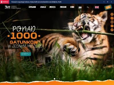 弗羅茨瓦夫動物園