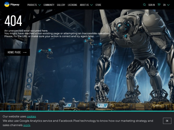 Screenshot of 3dcoat.com