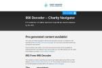 Screenshot of 990.charitynavigator.org