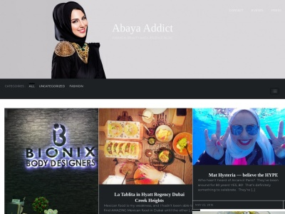 Abaya Addict Screenshot