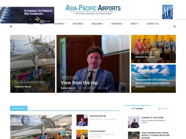 Screenshot of aci-apa.com