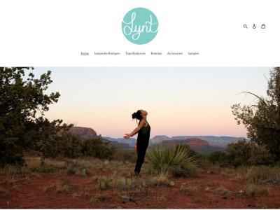 Screenshot of allthingslynt.com