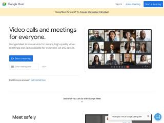 Screenshot of apps.google.com