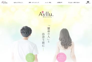 Screenshot of ayllu.jp