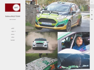 Rally Team Balbinette Screenshot