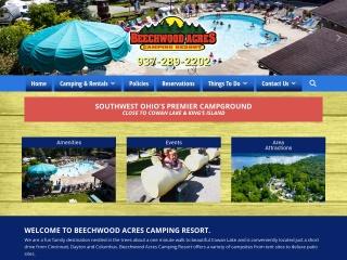 Beechwood Acres Campground Website