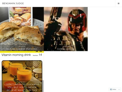 Benjamin Judge Screenshot
