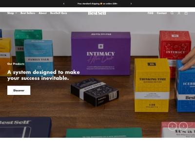 Screenshot of bestself.co