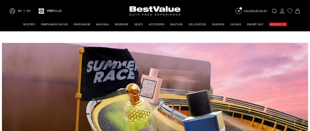 Screenshot of bestvalue.eu