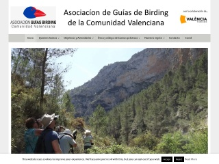 Birding CV
