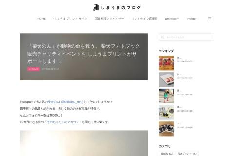 Screenshot of blog.n-pri.jp