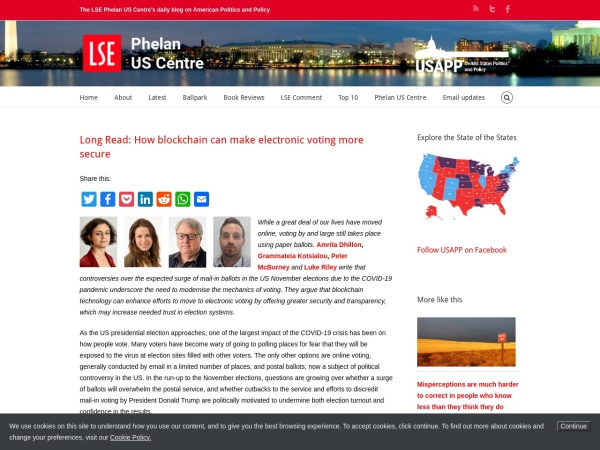 Screenshot of blogs.lse.ac.uk